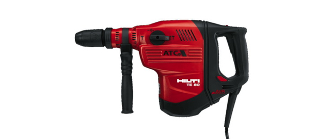 Hilti TE80 breaker combination drill