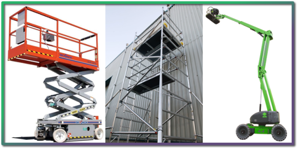 Access platforms and Towers across the Midlands from WillHire your tool hire specialist