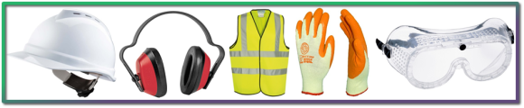PPE is important when hiring plant, WillHire can supply everything you need