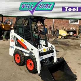 New Bobcat S70 Skid-steer loader arrives at Will Hire Ltd!