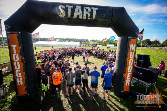 Will Hire at Tough Mudder Midlands 2017