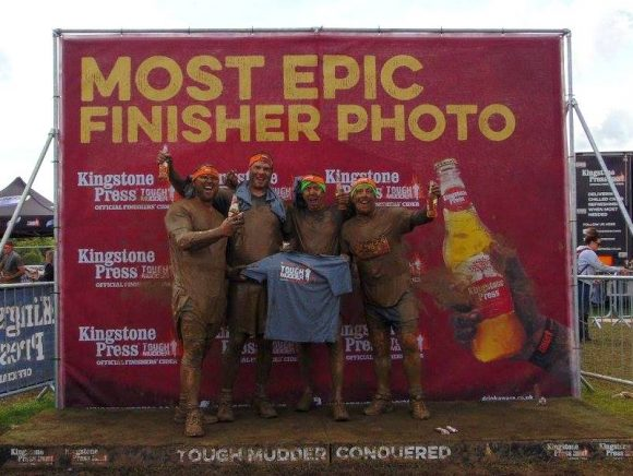Will Hire Limited plant tool and access hire team event tough mudder
