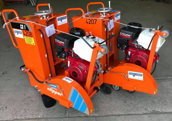 Clipper petrol floorsaw Will Hire Limited plant tool access hire Stourbridge Dudley Wolverhampton Birmingham Halesowen West Bromwich Bromsgrove Kiddermnster