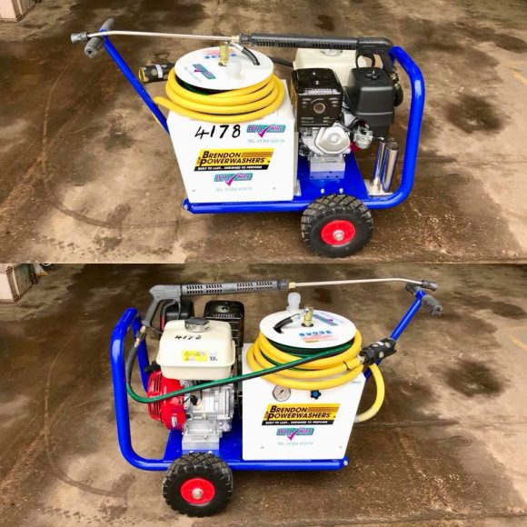 3500psi petrol pressure washer Will Hire Limited plant tool access hire Stourbridge Dudley Wolverhampton Birmingham Halesowen West Bromwich Bromsgrove Kiddermnster